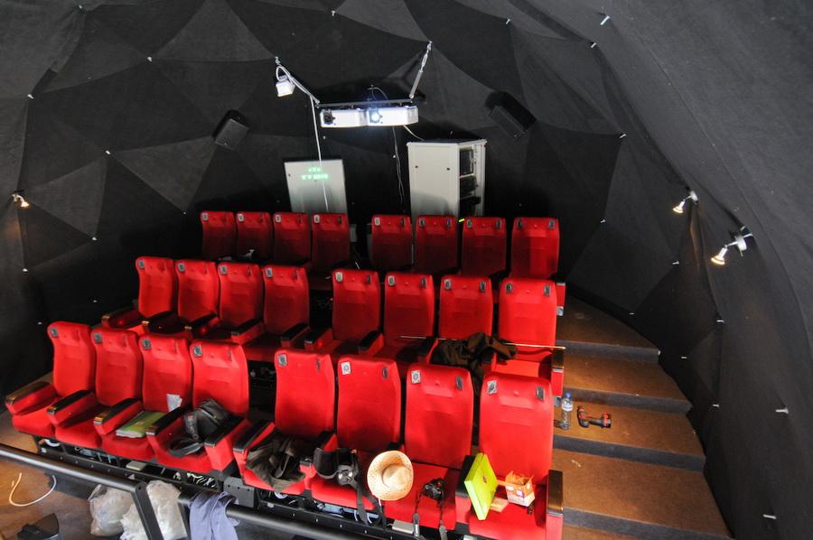 Мобильный Купол кинотеатр 4D | Варна, Болгария