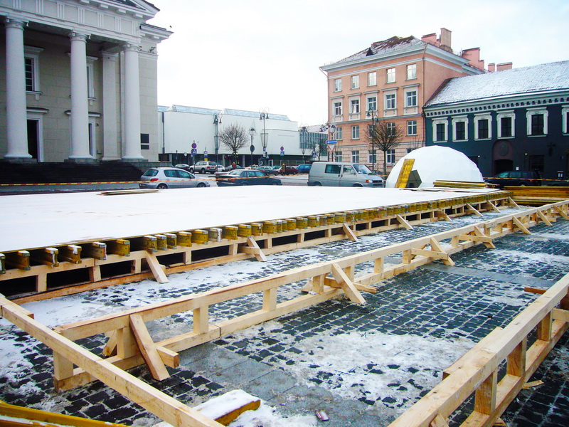 Vilnius – European Capital of Culture 2009 | Portable Domes for Events