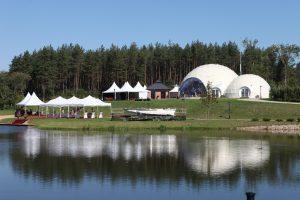 Тентовый купол | Геодезический купол | Шатер | По всей России