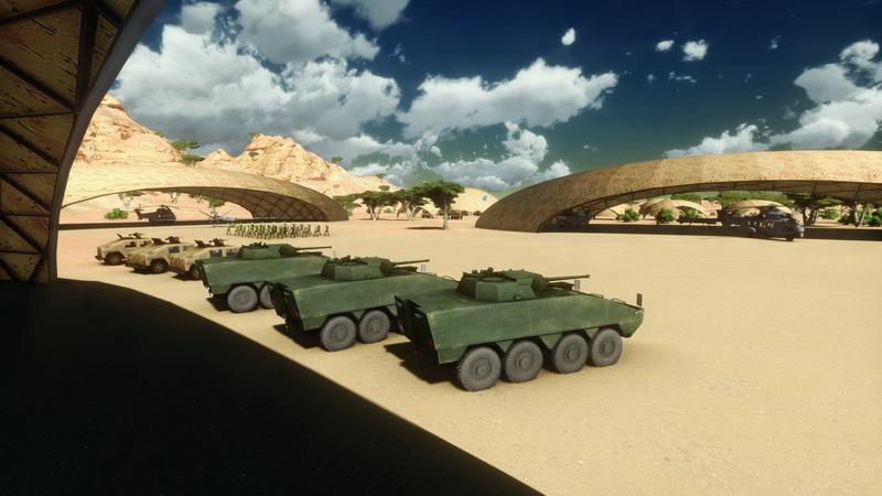 Сетчатые конструкции для государственных нужд | Оборона страны, Купола