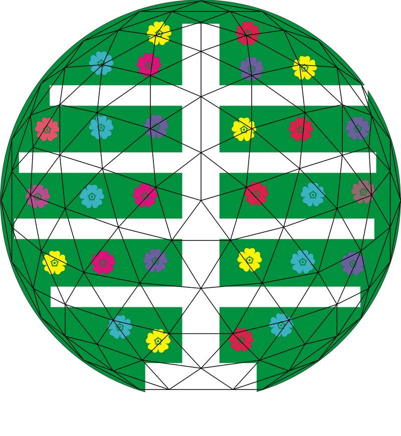Частное хозяйство | Геодезические купола для теплиц, оранжерей и парников