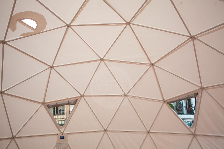 Portable Dome Ø6 F3 H3,5 28m2