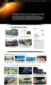 Геодезические купола, проектирование, производство, строительство
