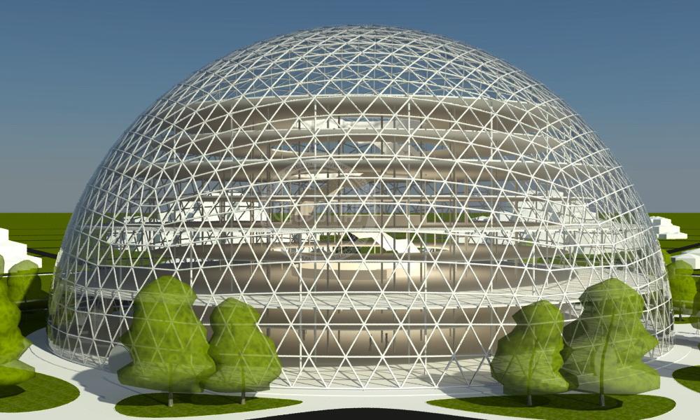 Экогород в Рамках Программы «Новый Мир» | КОНКУРС инновационных Эко городов