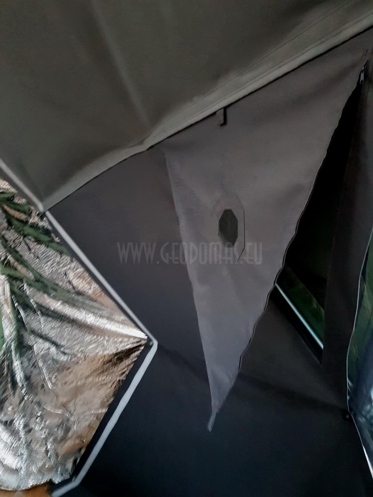 25m2 Ø5m F3 Глэмпинг купол | Польша, Ольштын