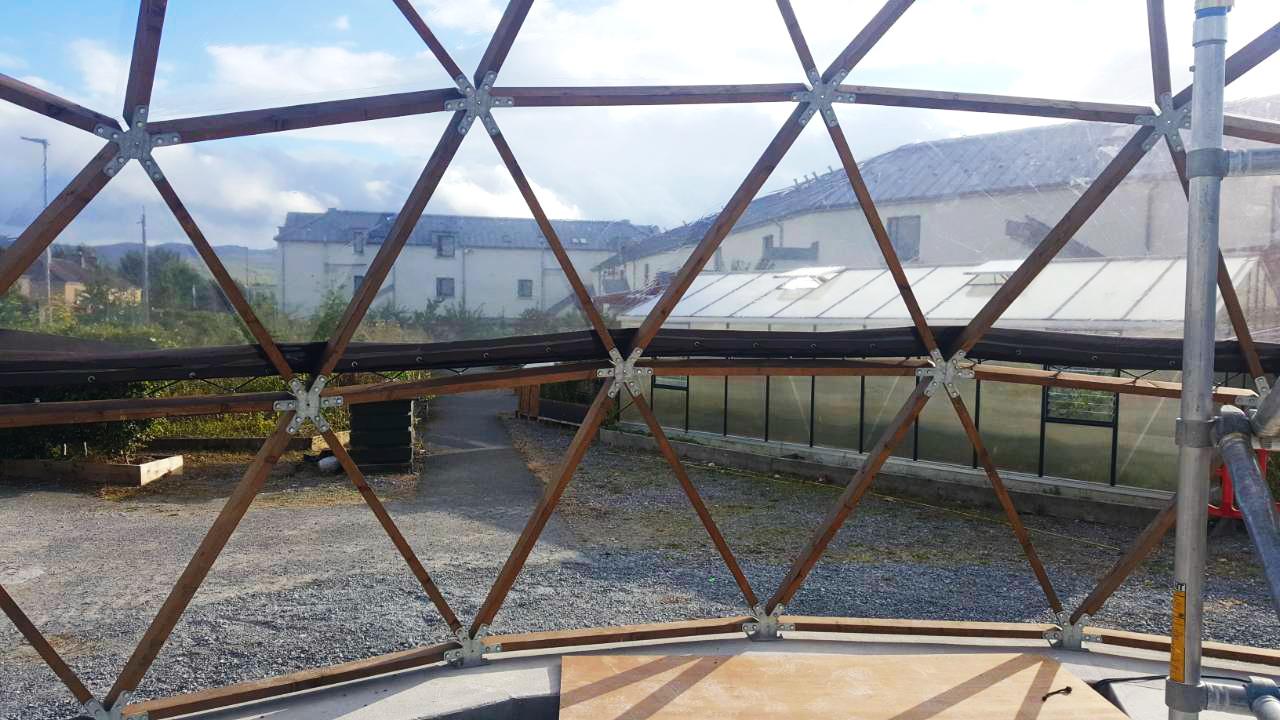 78m² Solar Dome Ø10m F4 H5m | Tralee, Ireland
