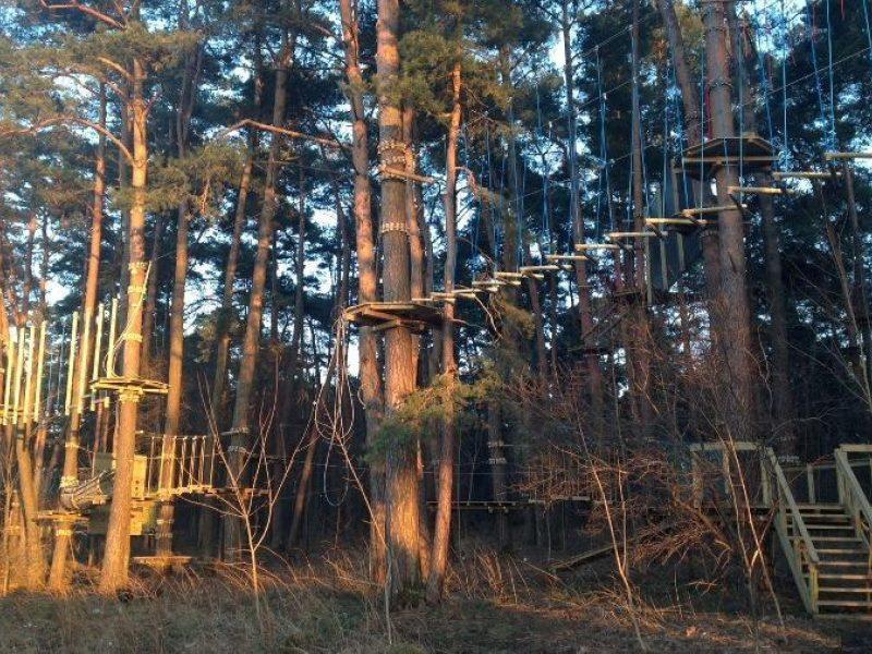 7м2 ⌀3m Подвесной Домик на Дереве | Глемпинг палатка в виде KРИСТАЛА