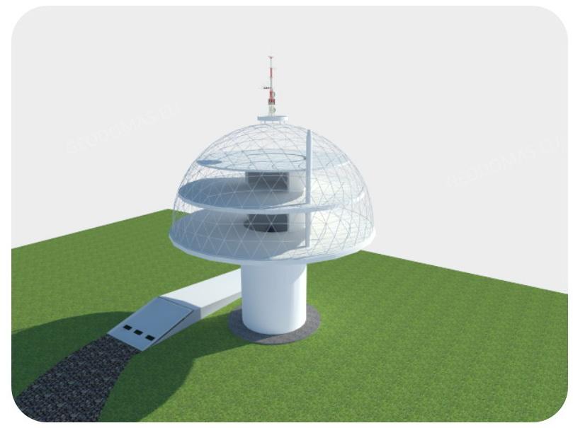 420м2 Концепция Дома Поляс | Удивительная архитектура