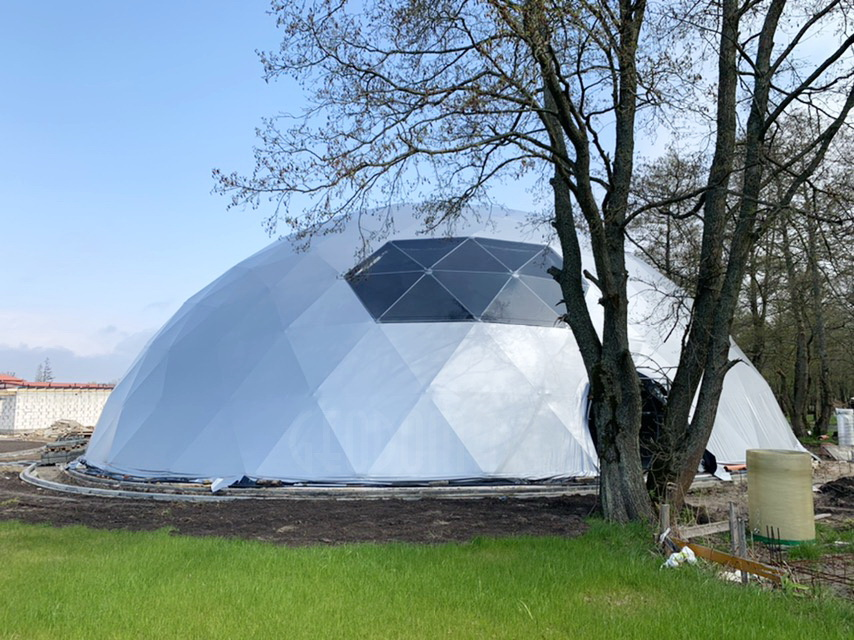 552m² Event Club Ø24m height 9m | Matrosov, Russia