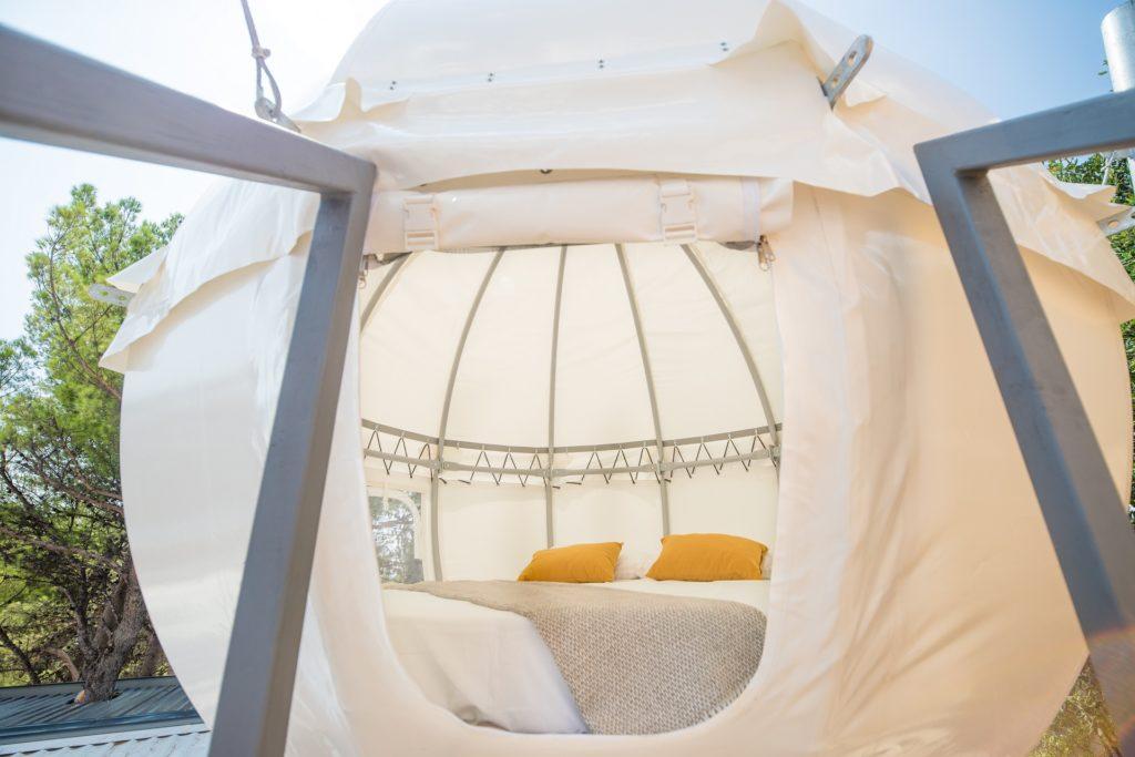 Cocoon Village | Medora Orbis camping & glamping